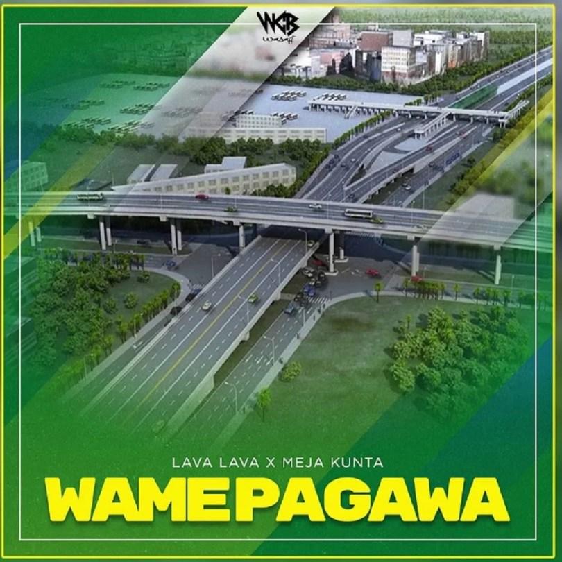 Lava Lava Wamepagawa