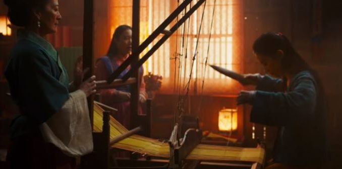 Mulan Movie subtitle