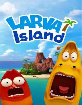 The Larva Island Movie 2020 subtitles