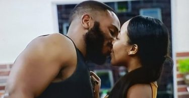 BBNaija 2020: Erica blocks Kiddwaya from having a shower with her