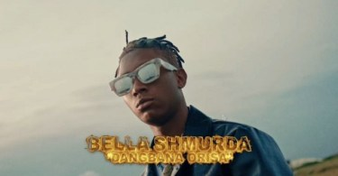 Bella Shmurda Dangbana Orisa Video