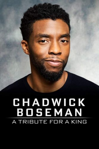 Chadwick Boseman A Tribute for a King (2020) Movie