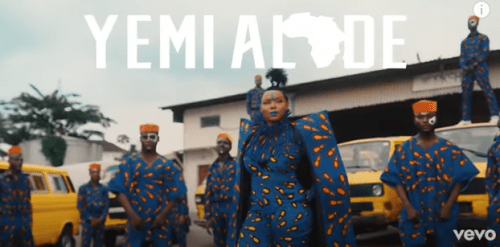 Yemi Alade True Love Video