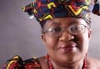 Ngozi Okonjo Iwela, WTO DG: Okonjo-Iweala gets the backing of 79 countries so far
