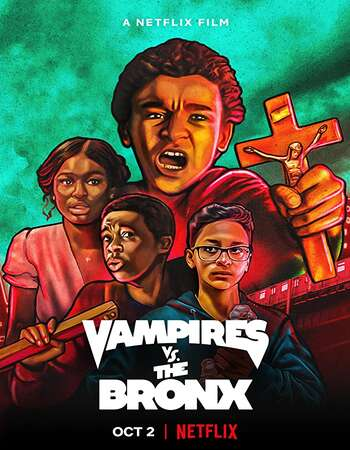 Vampires vs. the Bronx 2020 Movie Download
