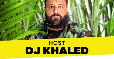DJ Khaled MTV MAMAs 2021 Host