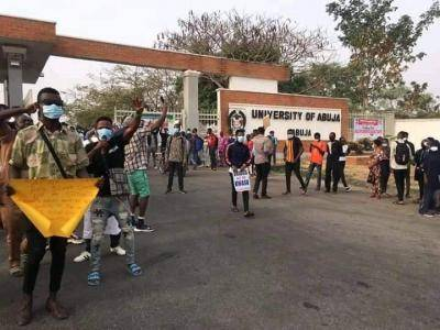 UNIABUJA management releases notice regarding ongoing students' protest