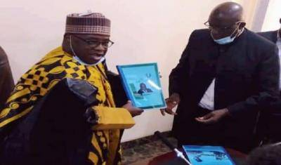 Professor Olufemi Peters assumes office as NOUN's fifth VC