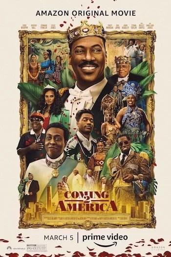 Coming 2 America Subtitle