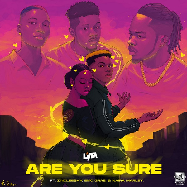 Lyta Are You Sure Mp3 Download
