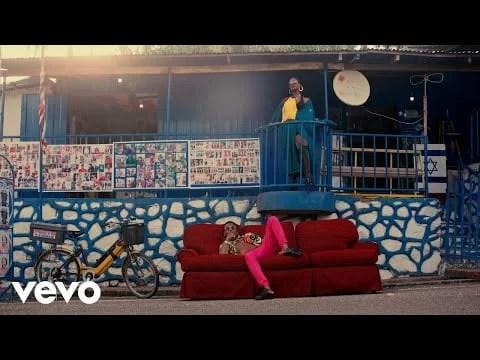 WizKid Essence ft. Tems Video
