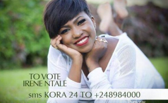 IRENE NTALE (UGANDA), FOCUS: KORA ALL AFRICA MUSIC AWARD NOMINEE