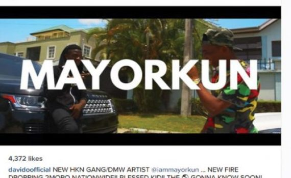 Mayorkun, Eleko Video,