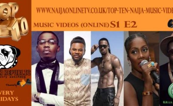Top Ten Naija Music Videos S1 E2, Twitter