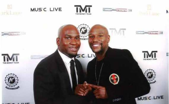 FLOYD MAYWEATHER, IS THE BEST EVER, IN BOXING - IKENNA OBI