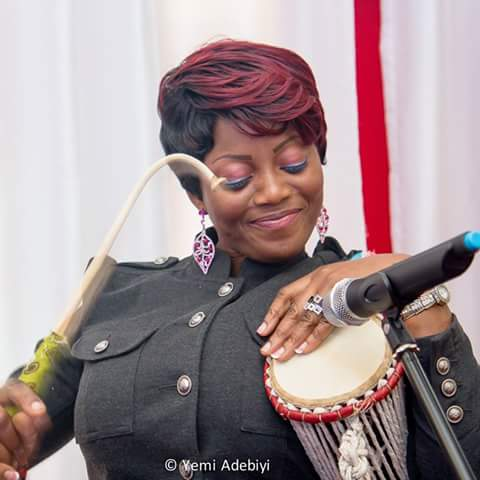 I LEARNT THE ART OF DRUMMING FROM A FRIEND - AYANBINRIN