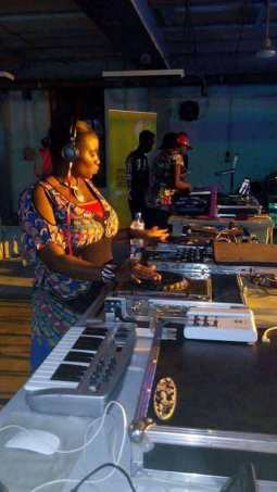 Meet the versatile female talking drummer, Irawo