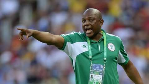 Stephen Keshi, Super Eagles3