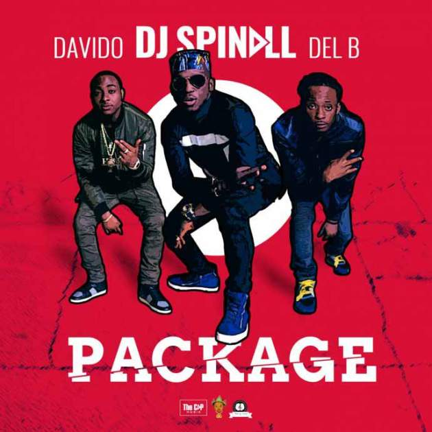 Dj Spinall - Package Official Video ft. Davido, Del'B
