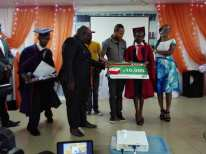 SPAR Gifts Outstanding Pupils at School's Graduation Ceremony in Calabar