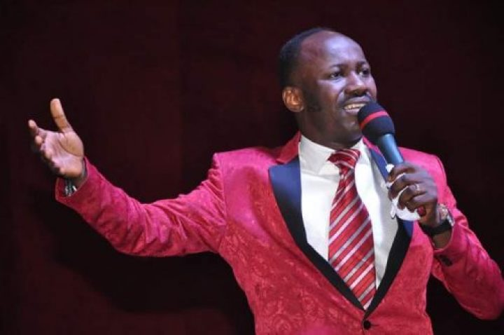 Apostle Johson Suleman Storms Lesotho With Miracles and Charity