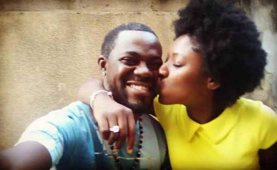 LATE BUKKI AJAYI'S SON, ABOUNCE ENGAGE YVONNE JEGEDE