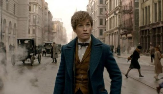 FANTASTIC BEASTS AND WHERE TO FIND THEM gets extended trailer