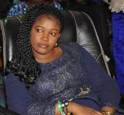 Rev. Lizzy Suleman At International Women Conference 2016