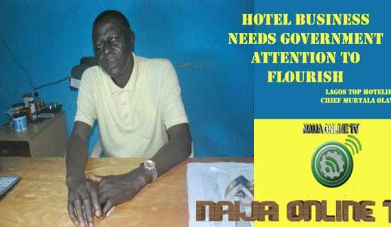 Hotel Business Needs Government Attention To Flourish