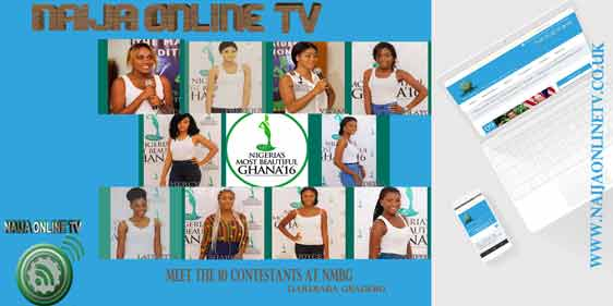 MEET THE 10 CONTESTANTS AT NMBG 2016
