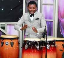 MEET TAYO CONGA, THE DRUM ENTERTAINER
