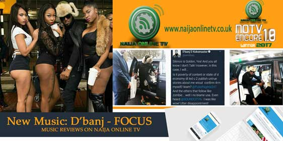 MUSIC REVIEW: D'BANJ IN FOCUS