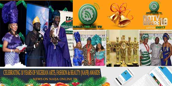 NIGERIAN ARTS, FASHION & BEAUTY (NAFB) AWARDS
