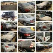 EFCC RECOVERS 17 EXOTIC CARS, FROM EX-CUSTOM BOSS, DIKKO INDE