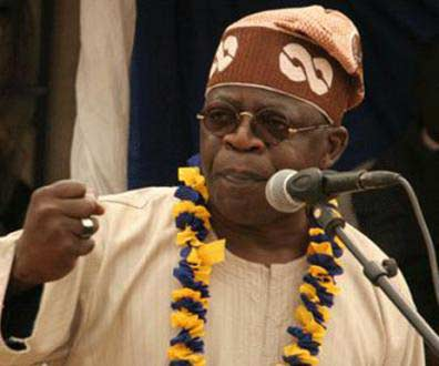I Will Soon Publish A Book On How We Unseated Jonathan - Bola Tinubu