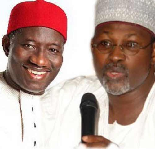 Jega disappointed me in 2015 – Goodluck Jonathan