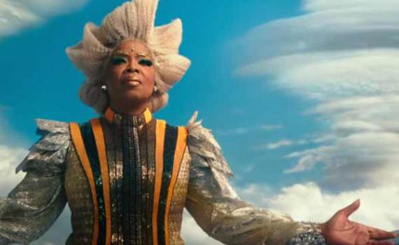 Oprah Winfrey, Reese Witherspoon Fight Darkness With Magic in Disney's A Wrinkle In Time