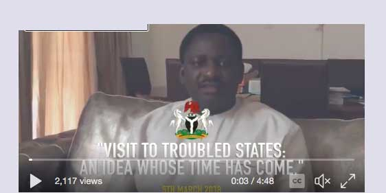 President Buhari's visit to troubled area would have been window dressing - Femi Adesina