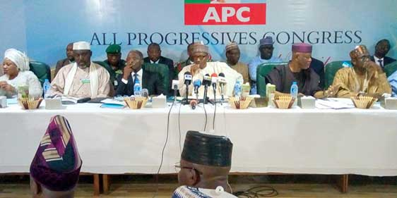 Lagos APC opposes tenure elongation for Oyegun, others
