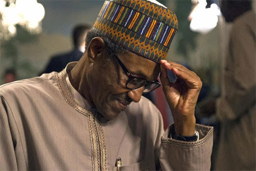 Buhari's Remarks At The Signing Of 2019 Peace Accord, Ahead Of The Presidential Elections