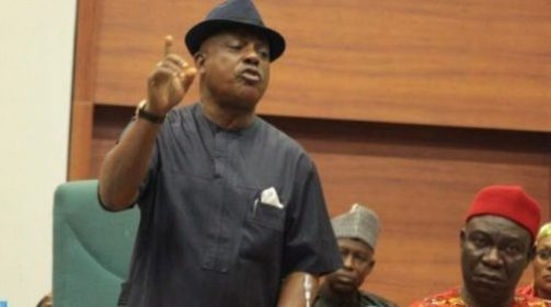 PDP Chairman, Secondus Reacts As Buhari Threatens Ballot Box Snatchers With 'Death'