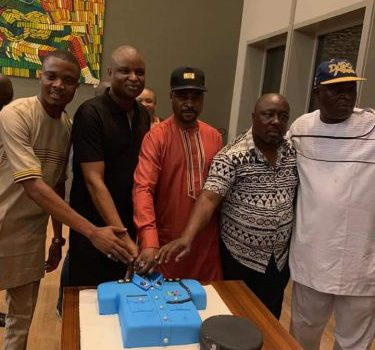 DCP Abba Kyari, Responds To Critics, Over Birthday Picture, With MC Oluomo