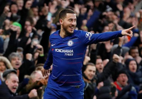 Eden Hazard's determined to join Real Madrid