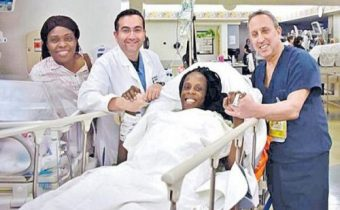 Nigerian woman delivers sextuplets in the US in nine minutes