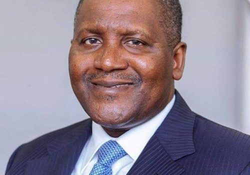 I Withdrew $10m To Convince Myself Am Rich, Looked At It And Returned It To The Bank - Dangote