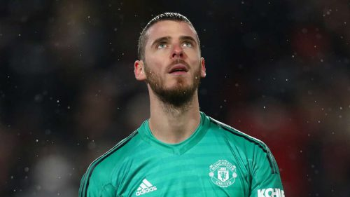 De Gea: Man Utd must improve to beat Barcelona