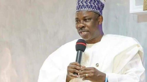 Amosun Stops Top Commissioner From Quitting Cabinet