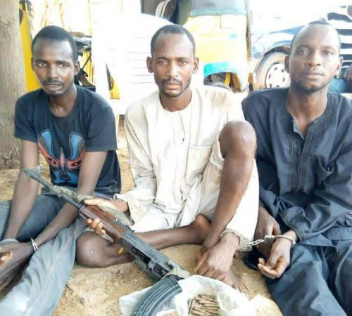 Operation Puff Adder: Kidnap Mastermind Of UBEC Chairman Killed In Shootout