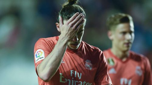 Time to go Gareth! Bale will never be the star at Real Madrid