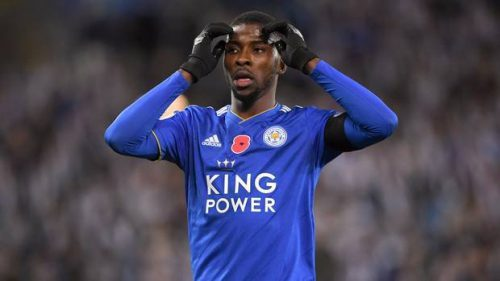 Twitter agog as fans calls for investigation over missed chance by Kelechi Iheanacho against Manchester City